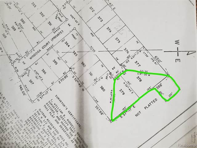 7482 S Airpark Road, Sherman Twp, MI 48893 (#2210048878) :: Real Estate For A CAUSE
