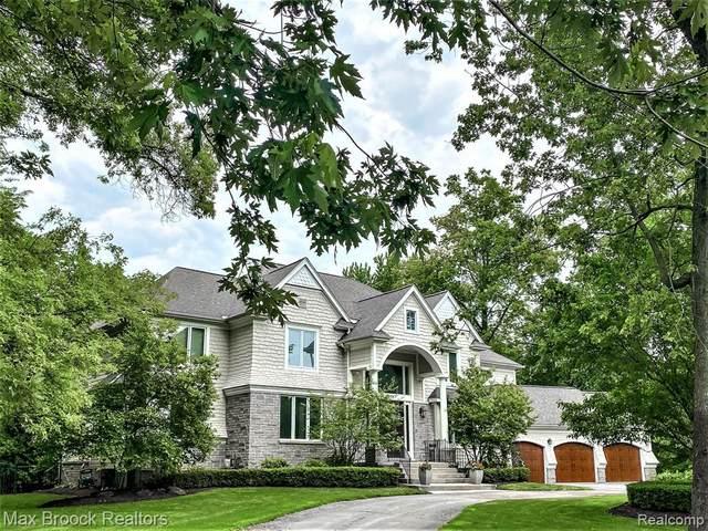 26720 Captains Lane, Franklin Vlg, MI 48025 (#2210049018) :: Real Estate For A CAUSE