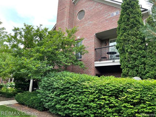 5716 Wellesley Lane #102, Pittsfield Twp, MI 48197 (#2210049176) :: Duneske Real Estate Advisors