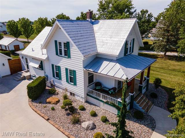6280 S Dehmel Road, Frankenmuth, MI 48734 (#2210049387) :: Real Estate For A CAUSE