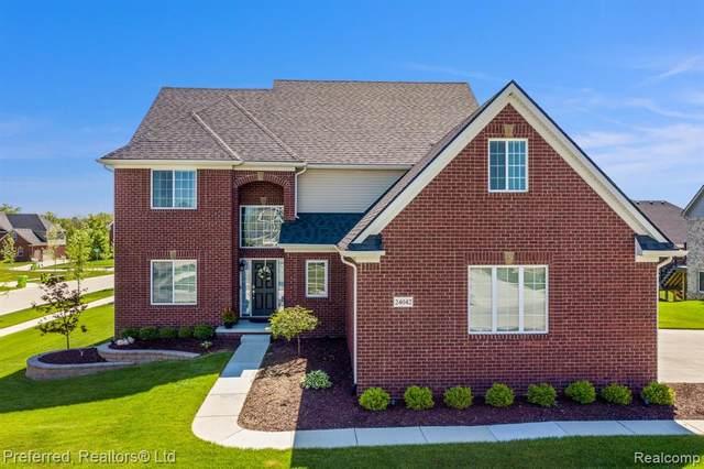 24042 W Enclave Drive, South Lyon, MI 48178 (#2210049464) :: Duneske Real Estate Advisors
