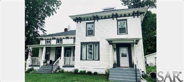 1787 E Henderson, New Haven Twp, MI 48867 (#60050046468) :: Real Estate For A CAUSE