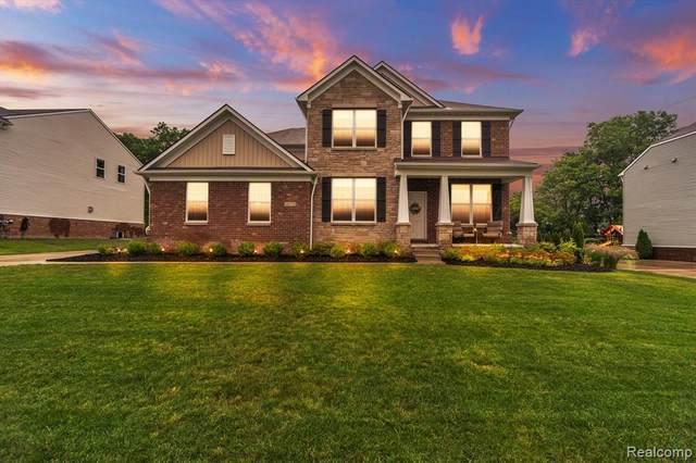 24770 Padstone Drive, Lyon Twp, MI 48178 (#2210051044) :: Duneske Real Estate Advisors