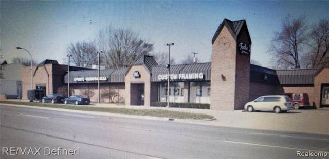 1216 S Gratiot Avenue S, Mt. Clemens, MI 48043 (#2210051068) :: National Realty Centers, Inc