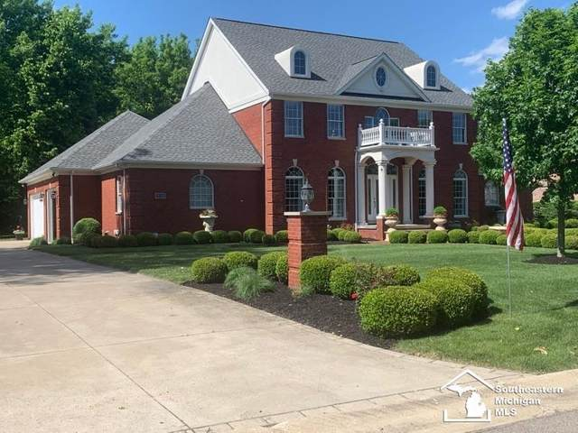 1056 Abbey Rd, Monroe Twp, MI 48161 (#57050046781) :: Real Estate For A CAUSE