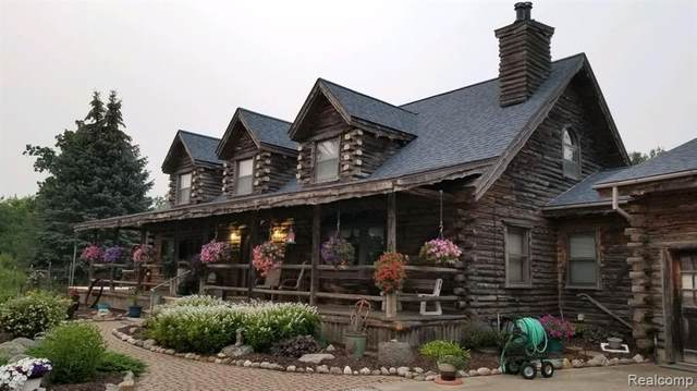7264 N Clio Road, Mt. Morris Twp, MI 48458 (#2210052055) :: GK Real Estate Team