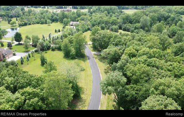 9364 Hickory Ridge Lane, Northville, MI 48167 (#2210052170) :: Real Estate For A CAUSE