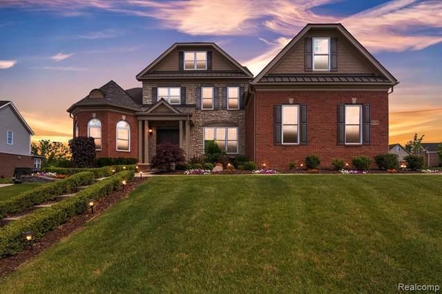 50730 Denali Court, Novi, MI 48374 (#2210052565) :: Real Estate For A CAUSE