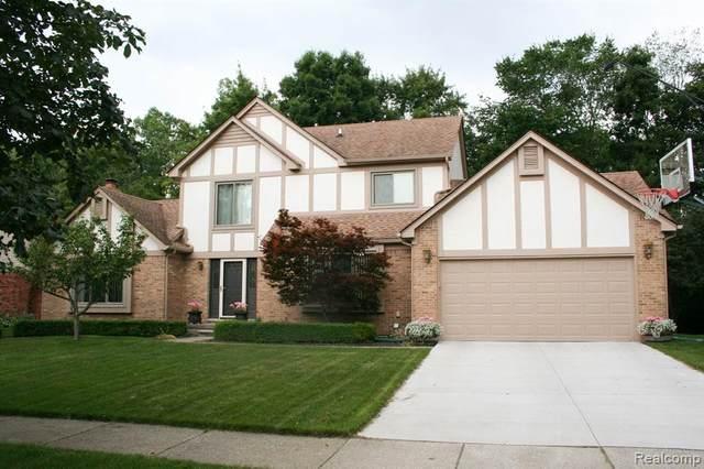 24523 Venice Drive, Novi, MI 48374 (#2210052709) :: Duneske Real Estate Advisors