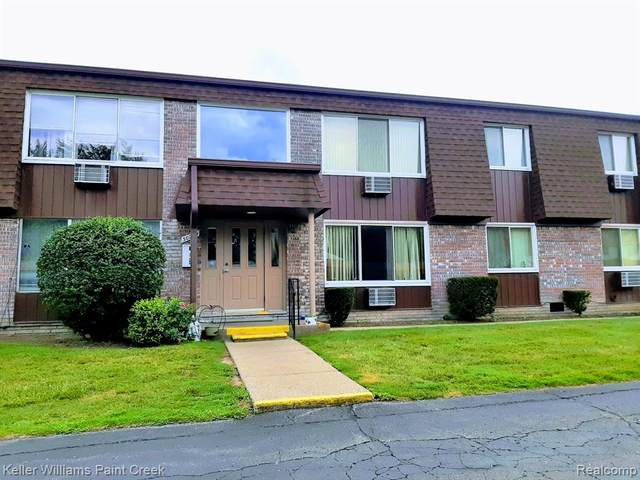 30229 Utica Rd Apt 230 #230, Roseville, MI 48066 (#2210052722) :: Real Estate For A CAUSE