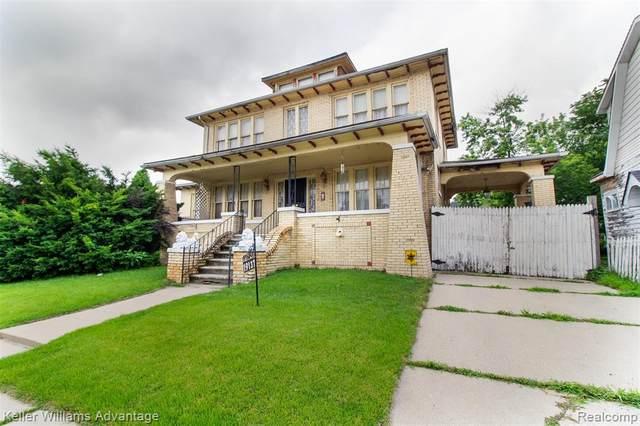 19137 Charest Street, Detroit, MI 48234 (#2210053133) :: Duneske Real Estate Advisors