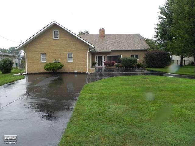 28351 E Duluth St, Harrison Twp, MI 48045 (#58050047970) :: GK Real Estate Team
