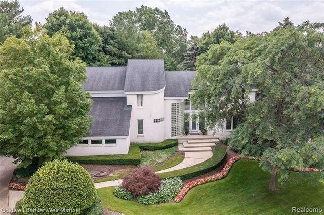 1002 Coldspring Drive, Northville, MI 48167 (#2210054871) :: Duneske Real Estate Advisors