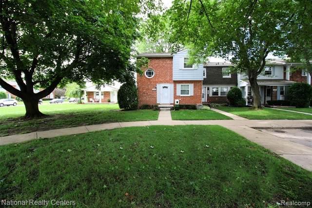 24601 Olde Orchard Street #179, Novi, MI 48375 (#2210054979) :: Duneske Real Estate Advisors
