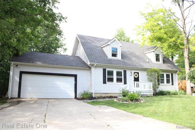 675 Butler Drive, Orion Twp, MI 48362 (#2210055364) :: Real Estate For A CAUSE