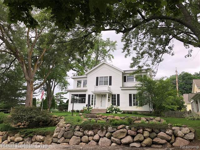75 S Holcomb Road, Village Of Clarkston, MI 48346 (#2210055847) :: Real Estate For A CAUSE