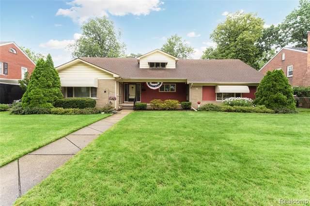 2224 Davis Street, Wyandotte, MI 48192 (#2210056115) :: GK Real Estate Team