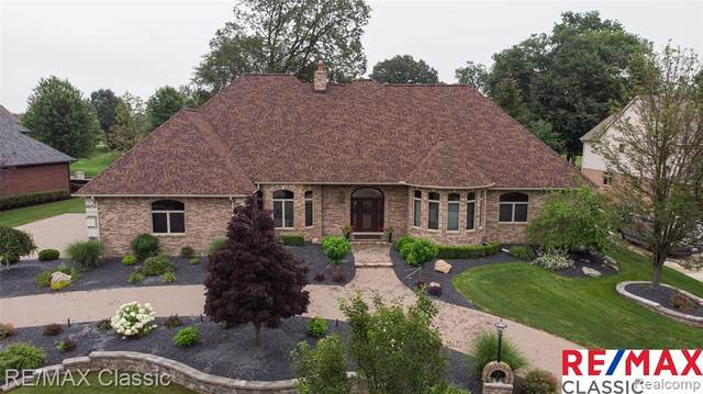 23763 Point O Woods Court, Lyon Twp, MI 48178 (#2210056610) :: Duneske Real Estate Advisors