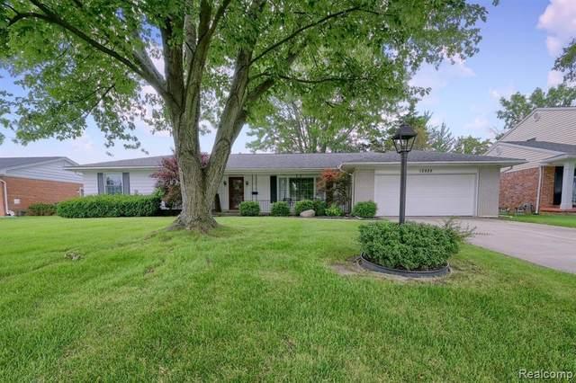 12828 Via Catherina Drive, Grand Blanc, MI 48439 (#2210056653) :: Real Estate For A CAUSE