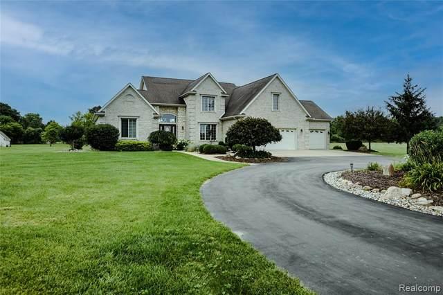 4384 N Oak Road, Richfield Twp, MI 48423 (#2210056747) :: GK Real Estate Team