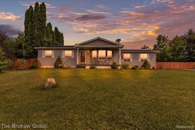 12059 Potter Road, Richfield Twp, MI 48423 (#2210056818) :: GK Real Estate Team