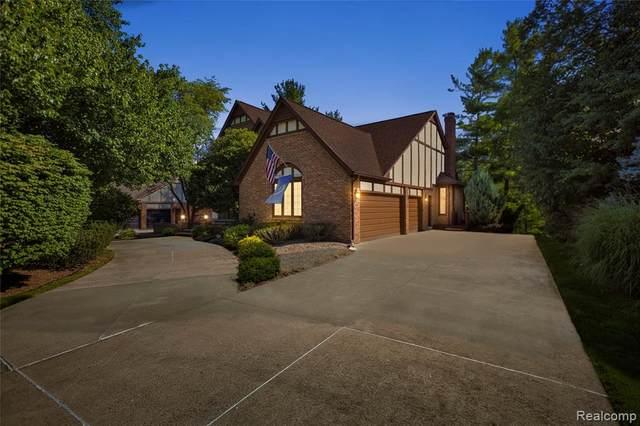3106 Quail Ridge Circle, Rochester Hills, MI 48309 (#2210056998) :: GK Real Estate Team