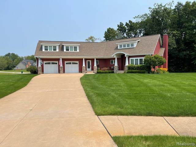 2349 Wild Cherry Drive, Marion Twp, MI 48843 (#2210057481) :: Real Estate For A CAUSE