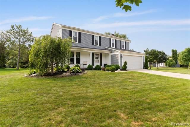 24595 Jamestowne Road, Novi, MI 48375 (#2210057657) :: Duneske Real Estate Advisors