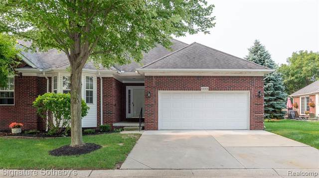 44324 Nova Drive #67, Sterling Heights, MI 48314 (#2210057683) :: Real Estate For A CAUSE