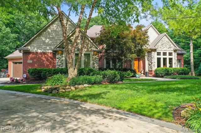 9017 Stoney Creek Drive, Green Oak Twp, MI 48178 (#2210058041) :: Duneske Real Estate Advisors