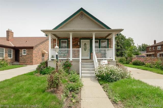 4654 Firestone Street, Dearborn, MI 48126 (#2210058237) :: Real Estate For A CAUSE