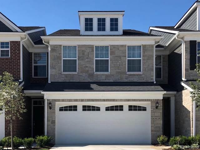 22521 Woodbridge Lane #015, Novi, MI 48375 (#2210058455) :: Novak & Associates