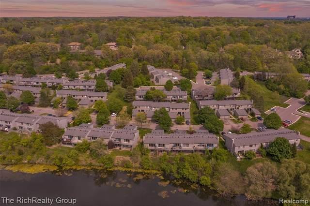 744 Watersedge Drive, Ann Arbor, MI 48105 (#2210058855) :: Real Estate For A CAUSE