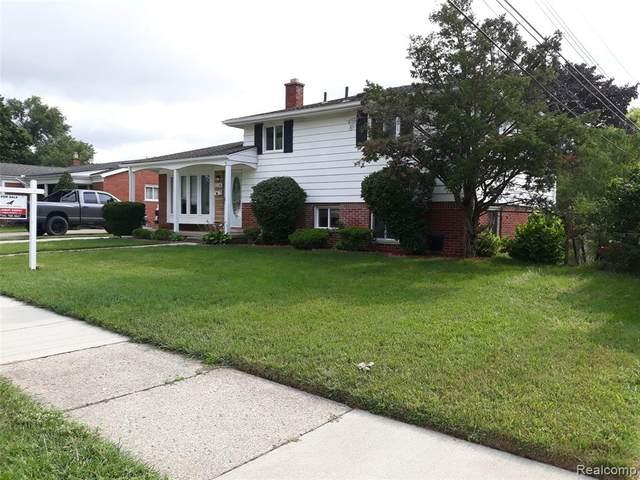 9738 Norman Street, Livonia, MI 48150 (#2210059093) :: GK Real Estate Team