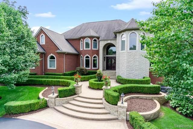 67750 Rachael Ln Lane, Washington Twp, MI 48095 (#2210059639) :: The Alex Nugent Team   Real Estate One
