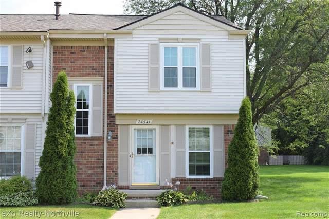 24541 Bashian Drive #139, Novi, MI 48375 (#2210059656) :: Duneske Real Estate Advisors