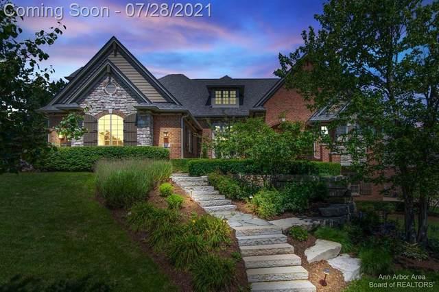 901 Mcdonald Drive, Northville, MI 48167 (#543282737) :: GK Real Estate Team