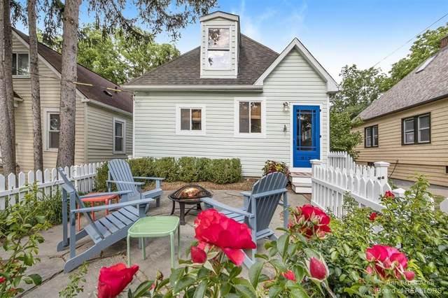 813 Hillcrest Drive, Ann Arbor, MI 48103 (#543282676) :: The Alex Nugent Team | Real Estate One