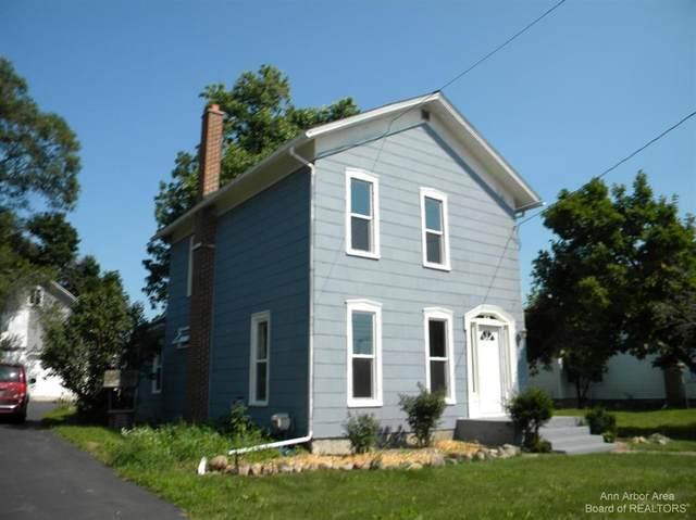 511 Ann Arbor Street, Manchester Vlg, MI 48158 (#543282864) :: The Vance Group   Keller Williams Domain