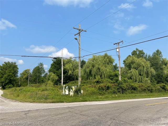 V/L (PARCEL B) Puttygut Road, China Twp, MI 48054 (#2210061001) :: Real Estate For A CAUSE