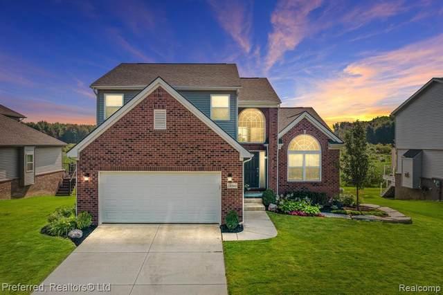 24560 Westchester Drive, Lyon Twp, MI 48178 (#2210061434) :: Duneske Real Estate Advisors