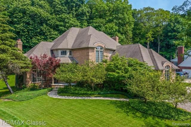 21320 Wheaton Lane, Novi, MI 48375 (#2210061460) :: Duneske Real Estate Advisors