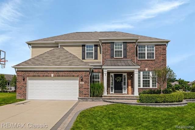 24541 Padstone Drive, Lyon Twp, MI 48178 (#2210061469) :: Duneske Real Estate Advisors