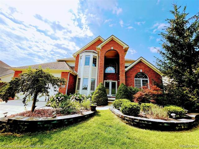 42007 Aspen Dr, Novi, MI 48375 (#2210061496) :: Duneske Real Estate Advisors
