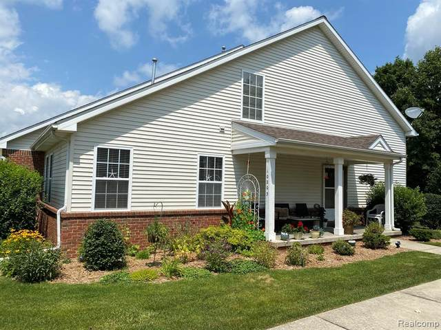 10203 Sunrise Drive, Grand Blanc Twp, MI 48439 (#2210061671) :: Real Estate For A CAUSE