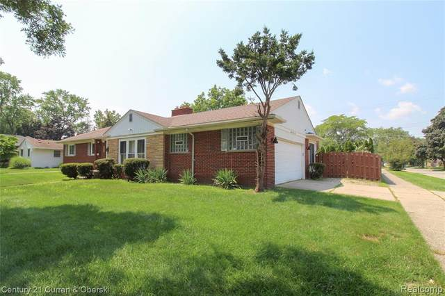 1643 N Gulley Road, Dearborn Heights, MI 48127 (#2210061806) :: BestMichiganHouses.com