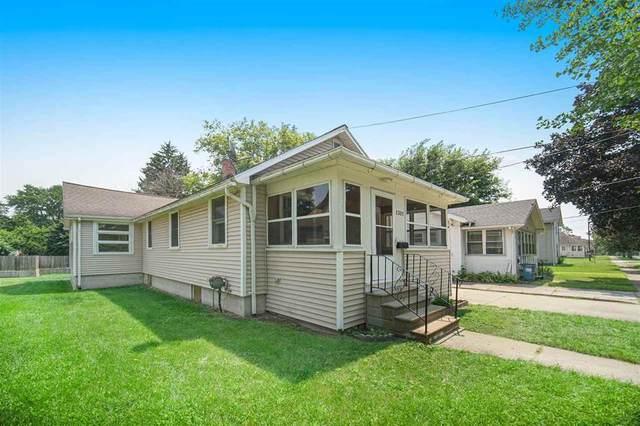 1307 Woodbridge St, Jackson, MI 49203 (#55021097699) :: Novak & Associates