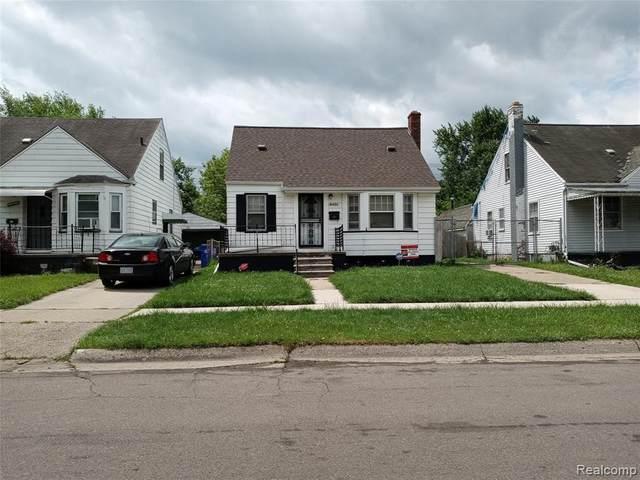 16036 Lappin, Detroit, MI 48205 (#2210062154) :: Robert E Smith Realty