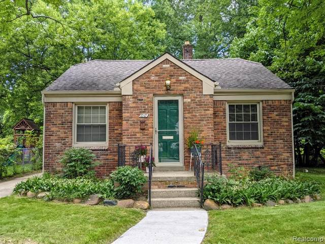 710 W Parker Avenue, Madison Heights, MI 48071 (#2210062747) :: GK Real Estate Team