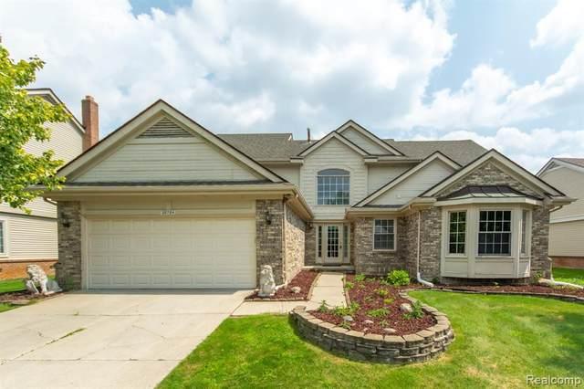 28784 Hearthstone Drive, Novi, MI 48377 (#2210062795) :: Duneske Real Estate Advisors